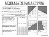 Algebra 1 EOC Review - Linear Inequalities