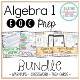Algebra 1 EOC Review & Prep Bundle