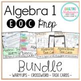 Algebra 1 EOC Review & Prep Bundle