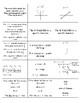 Algebra 1 EOC (STAAR) Flashcards