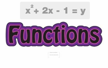 "Algebra 1: (F.3) ""Positive/Negative Slope of a Line"" Prezi/iPad Lesson"