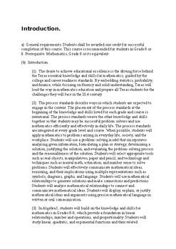 Algebra 1 FULL CURRICULUM Texas special TEKS aligned workbook/pacing guide