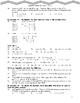 Algebra 1 First Semester Review