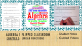 Algebra 1 Flipped Classroom - Chapter 5