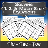 Algebra Games {Solving MultiStep Equations} {Solving Multi Step Equations Game}