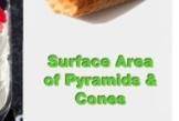 "Algebra 1: (Geometry.1) ""Surface Area of Prisms & Pyramids"" Prezi/iPad Lesson"
