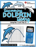 Algebra 1 - Graphing Quadratics Activity with the TI-84 CE Plus