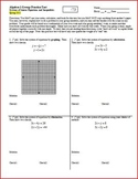 Algebra 1 Group Practice Test Systems of Linear Equations and Inequalities 2011