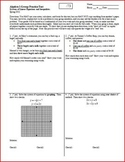 Algebra 1 Group Practice Test Systems of Linear Equations and Inequalities 2012