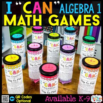 Algebra 1 Games | Algebra 1 Review