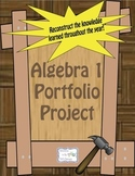 Algebra 1 Math Portfolio Project