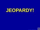 Algebra 1 Module 1 Jeopardy