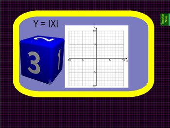 Algebra 1 Module 3 Lesson 15 Absolute Value Functions