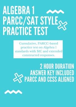 Parcc Practice Test Worksheets & Teaching Resources | TpT