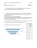 Algebra 1 - Polynomial Test REVIEW
