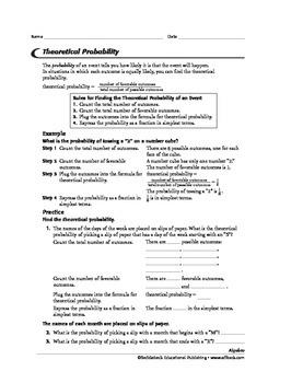 Algebra 1: Probability, Statistics, and Matrices