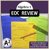 Algebra 1 EOC Review