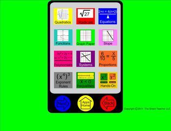 Algebra 1 Smartboard Teachers Edition