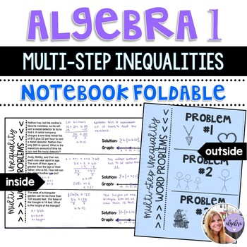 Solving Multi Step Inequalities Teaching Resources Teachers Pay