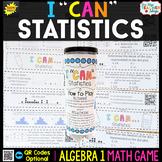 Algebra 1 Game   Statistics