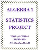 Algebra 1 - Statistics Project