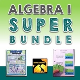Algebra 1 Super Bundle