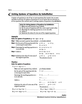 Algebra 1: Systems, Quadratic Equations, and Exponential Functions