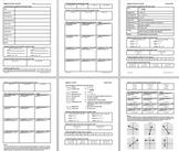 Algebra 1 Test #5: Linear Equations