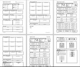 Algebra 1 Test #8: Exponents
