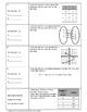 Algebra 1 Test Review: Functions & Models