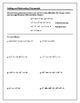 Algebra 1/Algebra 2 Tutorial: Adding and Subtracting Polynomials