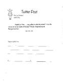 Algebra 1 Twitter Post Warm-Ups