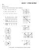 Algebra 1 Unit 4 - Functions