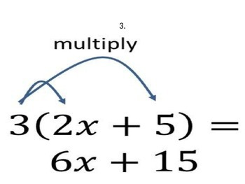 Algebra 1 Vocabulary Test PPT_Quaducation