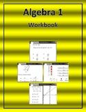 Algebra 1 Workbook (2018)