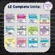 Algebra 1 curriculum BUNDLE with growing GAME PACK
