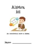 Algebra 101 (Readiness Packet)