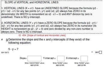 HS [Remedial] Algebra 1B Sampler: (textbook-less course)-37 pgs