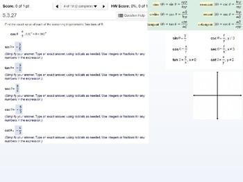 Algebra 2: CU 10: 5.3 - 5.8 Review