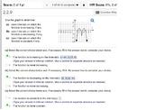 Algebra 2: CU 9: Review: Functions Analysis