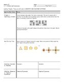 Algebra 2 - Cornell Notes - 1st Trimester - Bundle