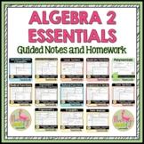 Algebra 2 Curriculum Essentials