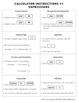Algebra 2 End of Year TI-Calculator Guide: User-Friendly Steps!