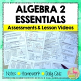 Algebra 2 Essentials and Assessments