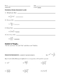 Algebra 2: Exponents and Exponential Functions
