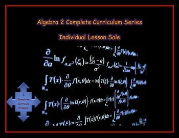 Algebra 2 Expressions and Formulas Unit 1-Lesson 1