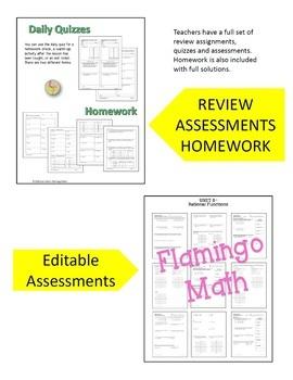 Algebra 2 Foldables® Option Curriculum