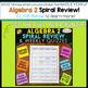 Algebra 2 Homework or Algebra 2 Warm Ups & Bell Ringers FREE