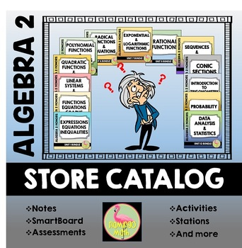 Algebra 2 Honors Curriculum Store Catalog