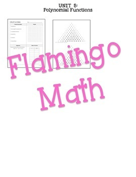 Algebra 2: Polynomial Functions and Equations Assessments Only